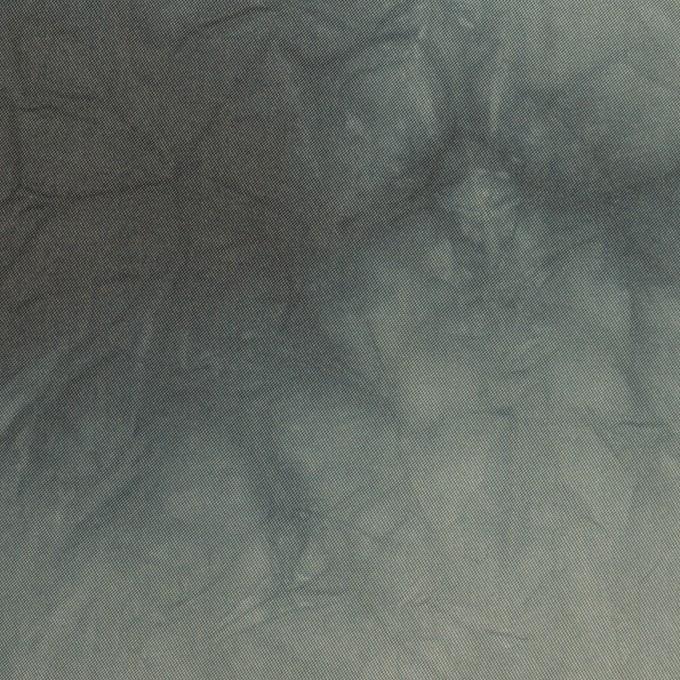 ナイロン&ポリエステル×グラデーション(スレートグリーン)×サージ イメージ1
