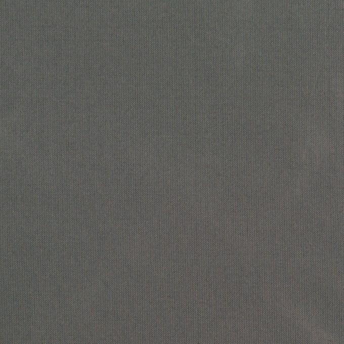 ポリエステル×無地(ガンメタリック)×形状記憶シャンブレータフタ イメージ1