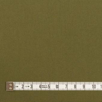 コットン×無地(カーキグリーン)×キャンバス サムネイル4