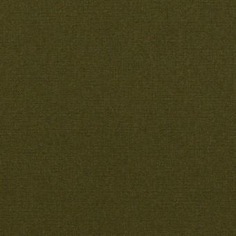 コットン×無地(ダークカーキグリーン)×キャンバス サムネイル1