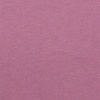 コットン&シルク×無地(モーブ)×天竺ニット_全5色 サムネイル1