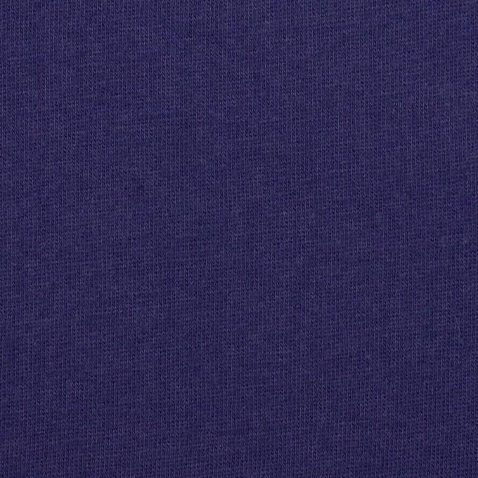 コットン&シルク×無地(グレープ)×天竺ニット_全5色 イメージ1