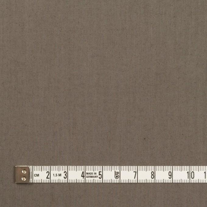 コットン&レーヨン×無地(アッシュブラウン)×シャンブレー イメージ4