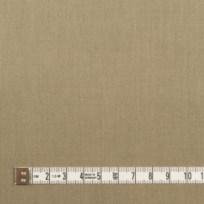 リネン&コットン×無地(カーキベージュ)×サージ_全2色 イメージ4