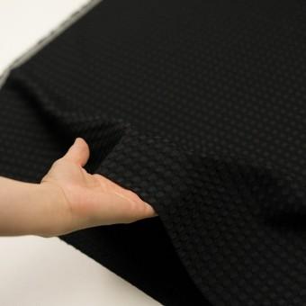 ポリエステル×サークル(ブラック)×ジャガード サムネイル5