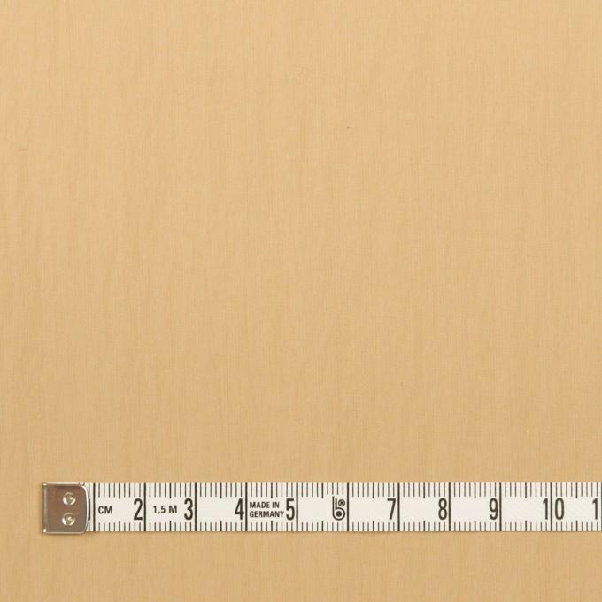 コットン&ナイロン×無地(ベージュ)×タイプライター(高密ローン)_全2色 イメージ4