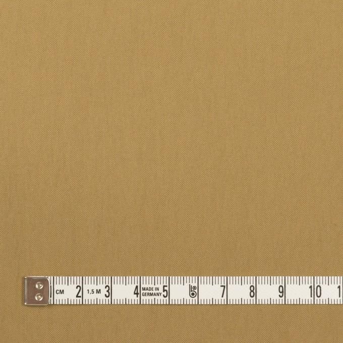 コットン&ナイロン×無地(カーキベージュ)×ポプリン イメージ4