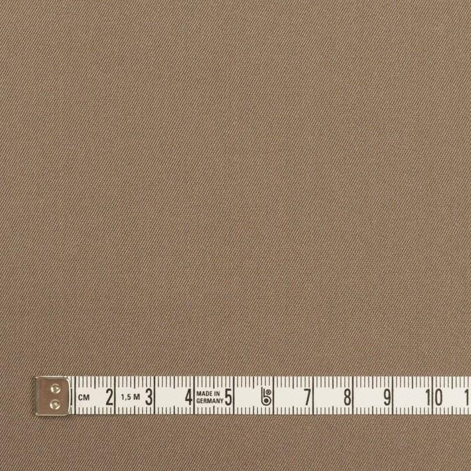 シルク&ウール×無地(ローズグレー)×サージ イメージ4