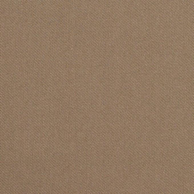 シルク&ウール×無地(ローズグレー)×サージ イメージ1