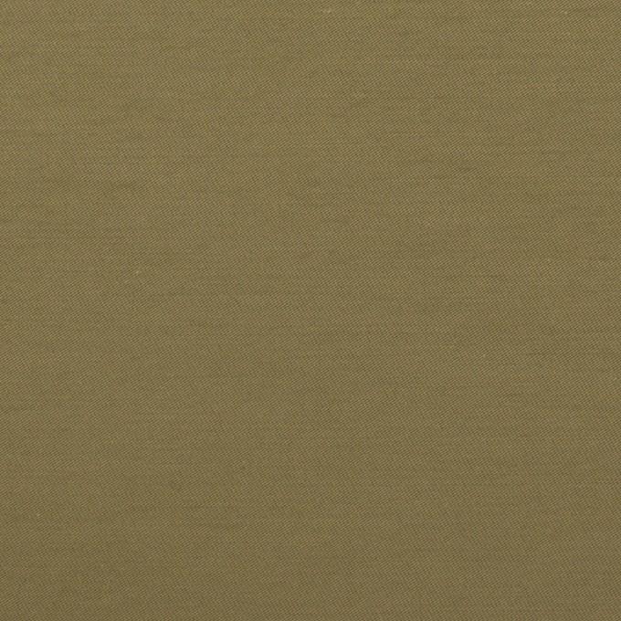 コットン&ナイロン×無地(アッシュカーキ)×サージ イメージ1