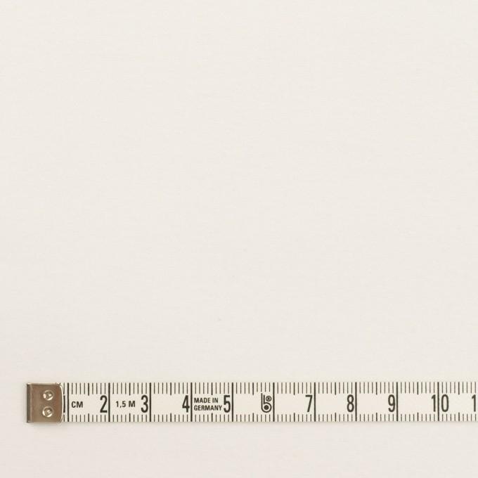 コットン&ポリウレタン×無地(ホワイト)×フランネル・ストレッチ イメージ4