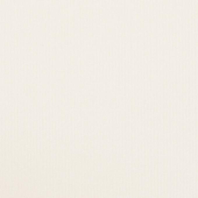 コットン&ポリウレタン×無地(オフホワイト)×細コーデュロイ・ストレッチ イメージ1