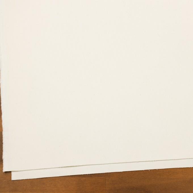 コットン&ポリウレタン×無地(ミルク)×中細コーデュロイ・ストレッチ イメージ2
