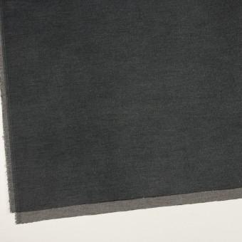 コットン&ポリウレタン×無地(チャコールグレー)×細コーデュロイ・ストレッチ サムネイル2
