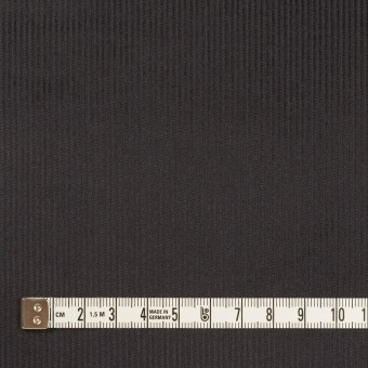 コットン×無地(チャコール)×中細コーデュロイ サムネイル4