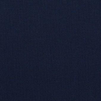 コットン×無地(ネイビー)×ポプリン サムネイル1