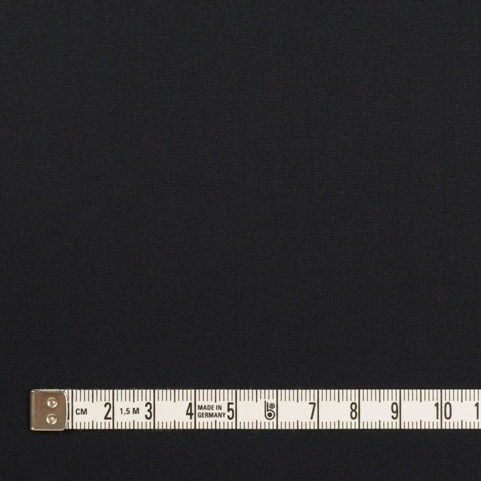 コットン×無地(ブルーブラック)×ブロード イメージ4