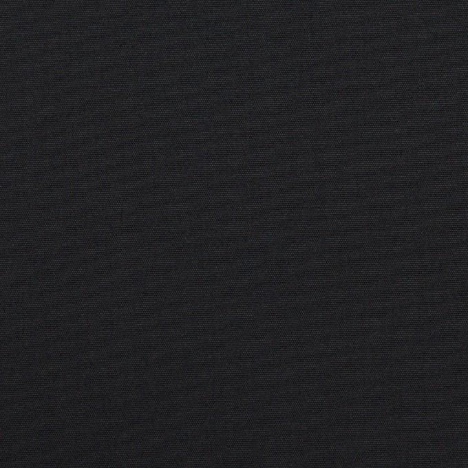 コットン×無地(ブルーブラック)×ブロード イメージ1