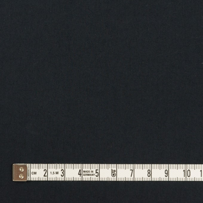 コットン×無地(チャコールブラック)×タイプライター(高密ローン) イメージ4