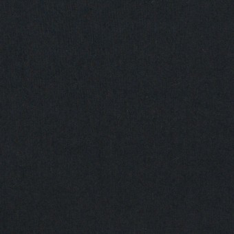 コットン×無地(チャコールブラック)×タイプライター(高密ローン)