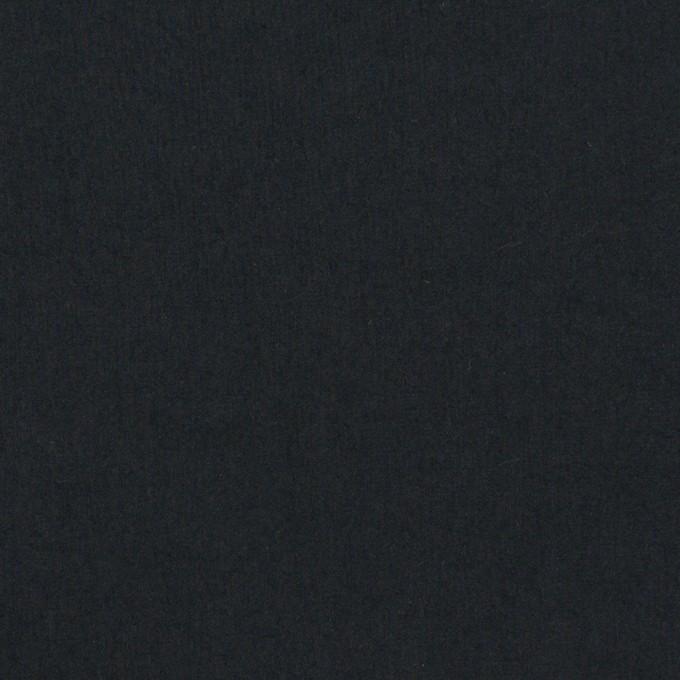 コットン×無地(チャコールブラック)×タイプライター(高密ローン) イメージ1