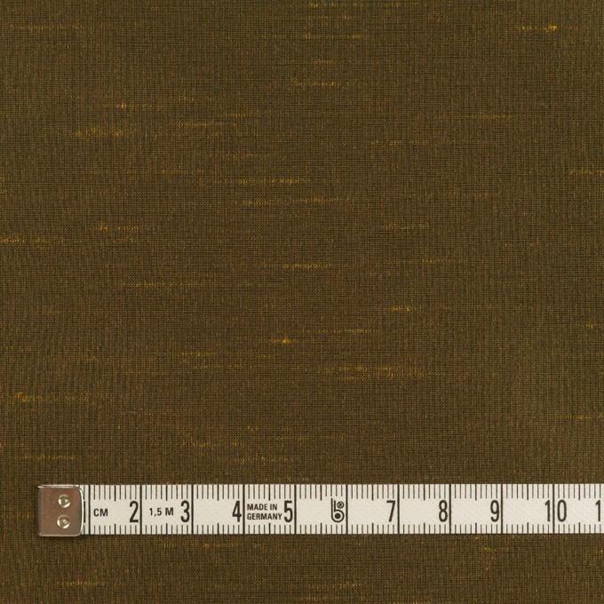 ポリエステル×無地(イエローゴールド)×形状記憶シャンブレー・シャンタン_全4色 イメージ4