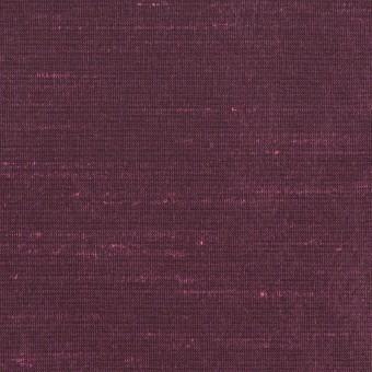 ポリエステル×無地(チェリーピンク)×形状記憶シャンブレー・シャンタン_全4色