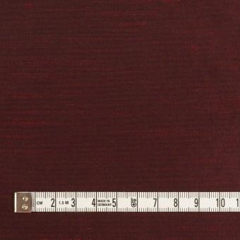 ポリエステル×無地(バーガンディー)×形状記憶シャンブレー・シャンタン_全4色 サムネイル4