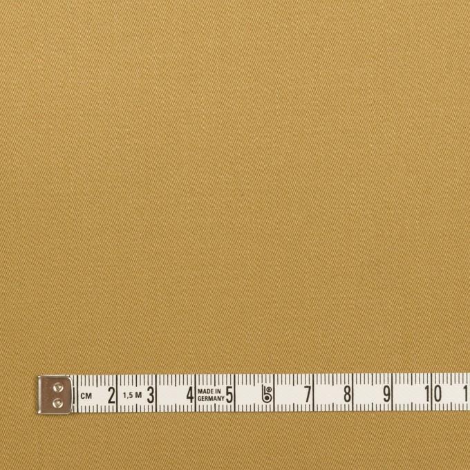 コットン×無地(イエローオーカー)×サテン イメージ4