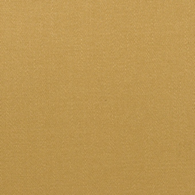 コットン×無地(イエローオーカー)×サテン イメージ1
