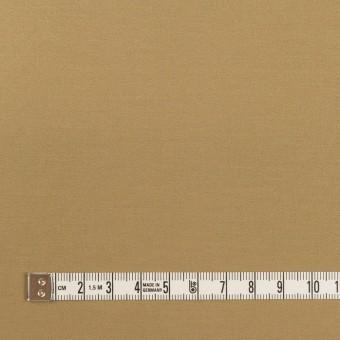 コットン&ポリウレタン×無地(カーキ)×サテンストレッチ サムネイル4