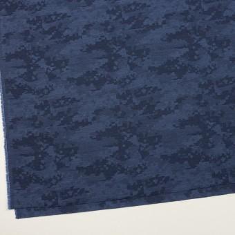 コットン×モザイク(アッシュブルー)×ビエラジャガード_全2色 サムネイル2