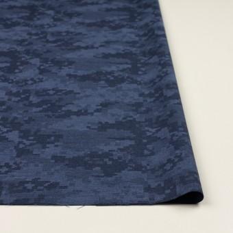コットン×モザイク(アッシュブルー)×ビエラジャガード_全2色 サムネイル3