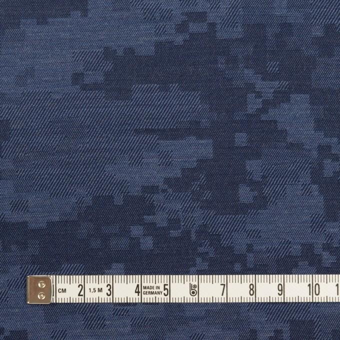 コットン×モザイク(アッシュブルー)×ビエラジャガード_全2色 イメージ4