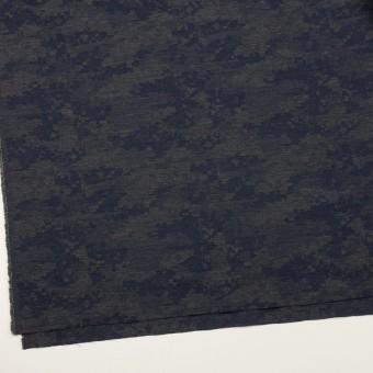 コットン×モザイク(チャコールグレー)×ビエラジャガード_全2色 サムネイル2