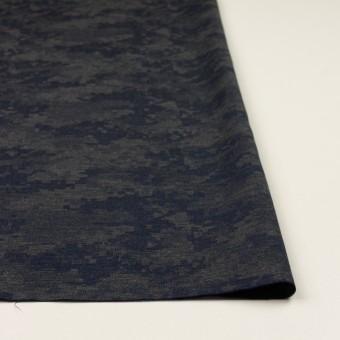 コットン×モザイク(チャコールグレー)×ビエラジャガード_全2色 サムネイル3