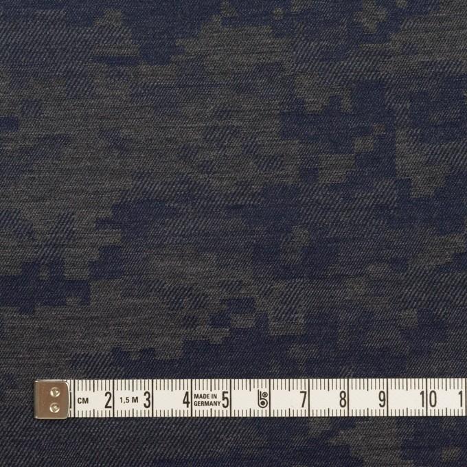 コットン×モザイク(チャコールグレー)×ビエラジャガード_全2色 イメージ4