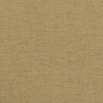ウール&カシミア混×無地(ブラス)×二重織_イタリア製