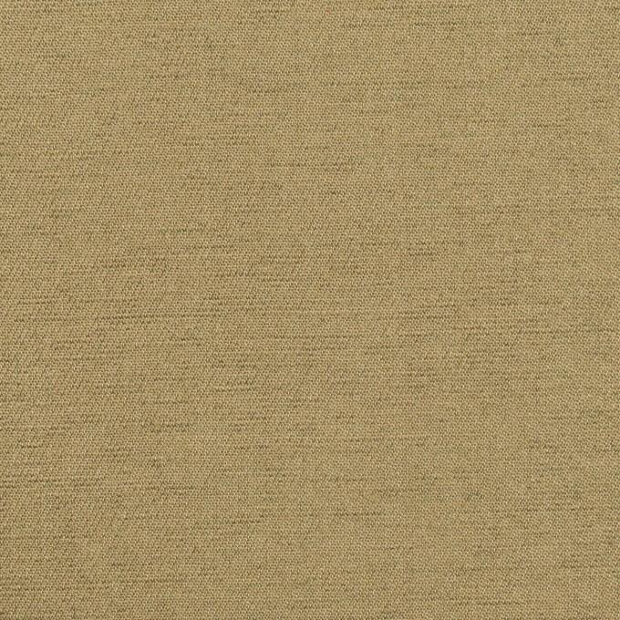 ウール&カシミア混×無地(ブラス)×二重織_イタリア製 イメージ1