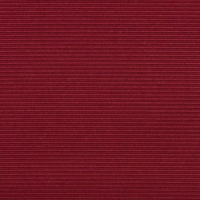 コットン&シルク×無地(バーガンディー)×グログラン イメージ1