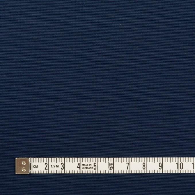 コットン&ナイロン×無地(プルシアンブルー)×タッサーポプリン_全2色 イメージ4