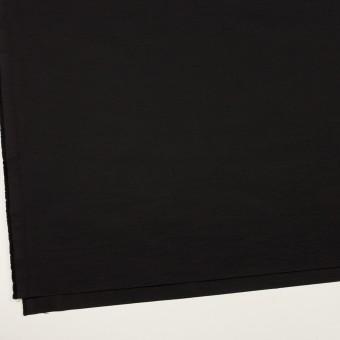 コットン&ナイロン×無地(ブラック)×タッサーポプリン_全2色 サムネイル2