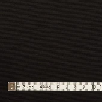 コットン&ナイロン×無地(ブラック)×タッサーポプリン_全2色 サムネイル4