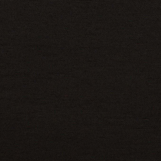 コットン&ナイロン×無地(ブラック)×タッサーポプリン_全2色 イメージ1