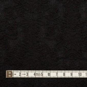 ウール×幾何学模様(ブラック)×ジャガード サムネイル4