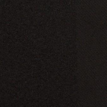 ウール&シルク×ストライプ(ブラック)×サージ