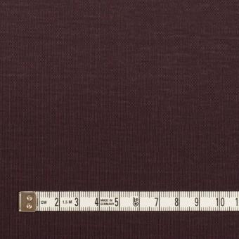 モダール&コットン×無地(レーズン)×スムースニット サムネイル4