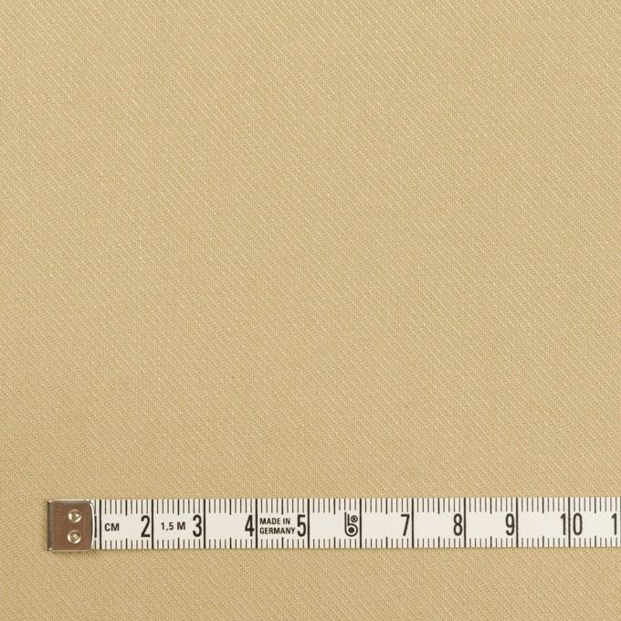 コットン×無地(サンドベージュ)×サージ_全3色 イメージ4