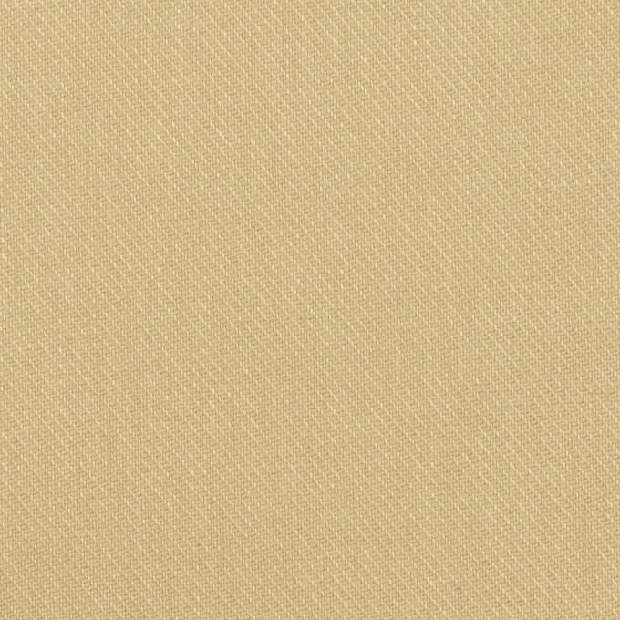 コットン×無地(サンドベージュ)×サージ_全3色 イメージ1