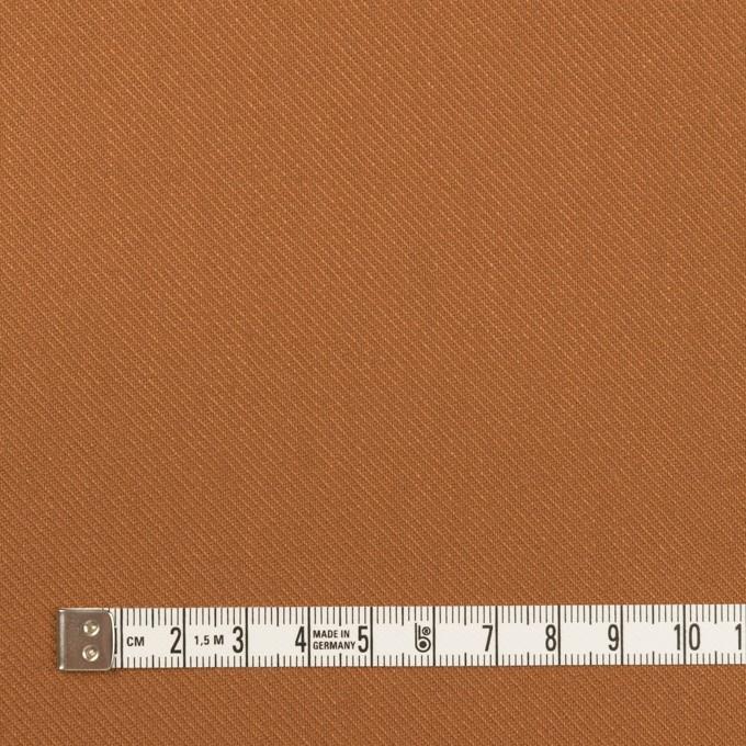 コットン×無地(キャラメル)×サージ_全3色 イメージ4